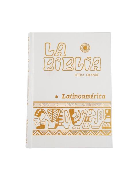 Letra Grande, Cartoné blanca, s/i-518