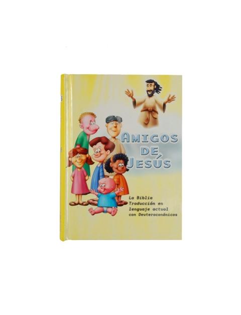 Amigos de jesús / cartoné-396