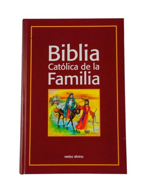 Biblia Católica de la Familia / cartoné s/i -0