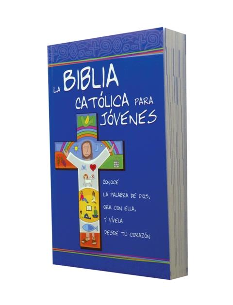 Biblia Católica para Jóvenes rústica / 2 tintas s/i-0