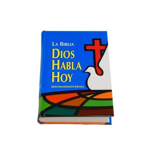 Dios Habla Hoy Cartoné / bolsillo Paloma sin Dibujos s/i-0