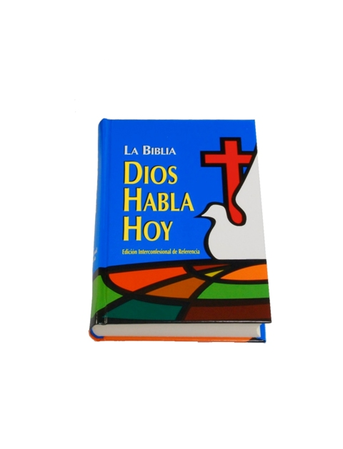 Dios Habla Hoy Cartoné / bolsillo Paloma sin Dibujos s/i-422