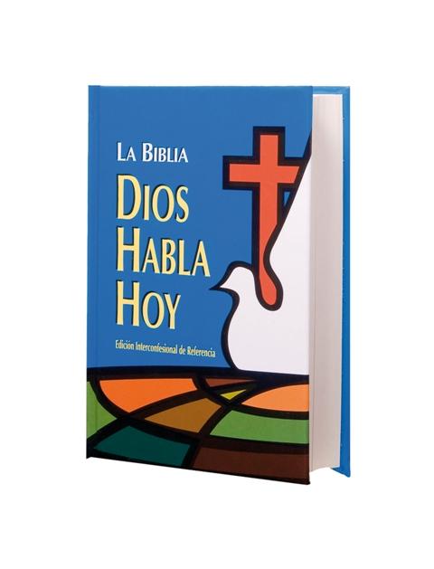 Dios Habla Hoy Cartoné / bolsillo Paloma sin Dibujos s/i-421