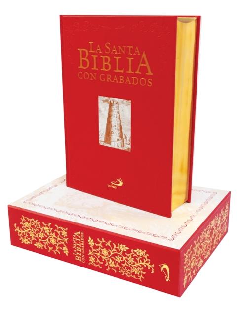 Santa biblia con grabados-353