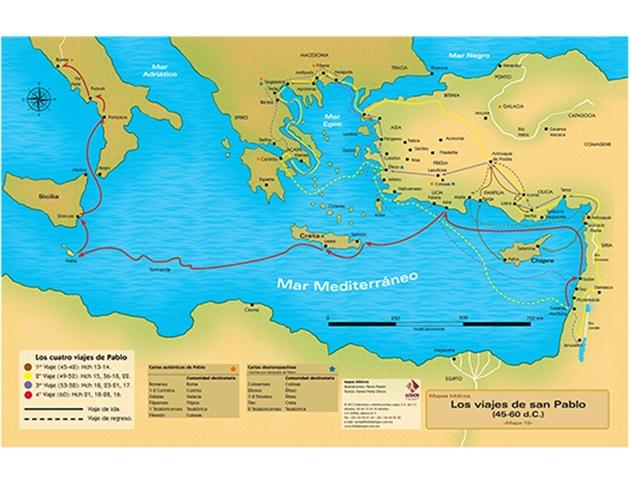 Mapas Bíblicos-524