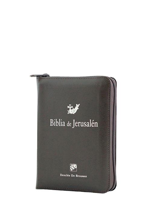 Jerusalén bolsillo curpiel con cierre , c/i-0