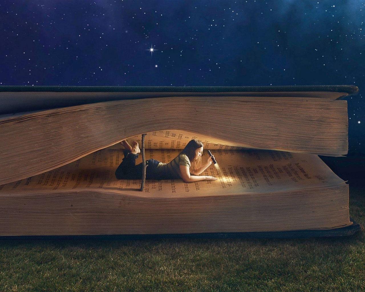 Lectores, personas más atractivas y románticas